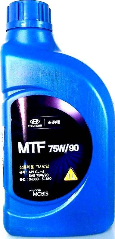 Hyundai 04300-5L1A0 - Масло, вспомогательный привод mavto.com.ua