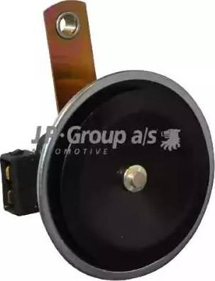 JP Group 1199500400 - Звуковой сигнал mavto.com.ua