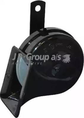 JP Group 1199500100 - Звуковой сигнал mavto.com.ua