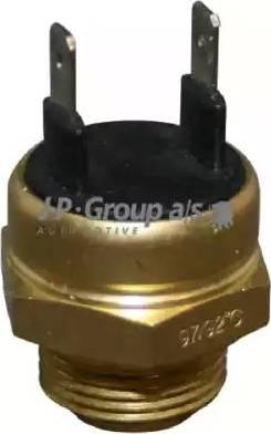 JP Group 1194001100 - Термовыключатель, вентилятор радиатора / кондиционера mavto.com.ua