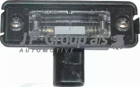 JP Group 1195600500 - Фонарь освещения номерного знака mavto.com.ua