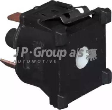 JP Group 1196800100 - Выключатель вентилятора, отопление / вентиляция mavto.com.ua