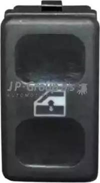JP Group 1196700100 - Выключатель, стеклоподъемник mavto.com.ua