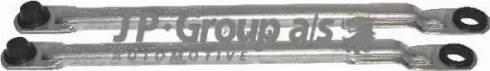 JP Group 1198150210 - Система тяг и рычагов привода стеклоочистителя mavto.com.ua
