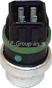 JP Group 1193100700 - Датчик, температура охлаждающей жидкости mavto.com.ua