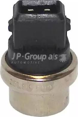 JP Group 1193101600 - Датчик, температура охлаждающей жидкости mavto.com.ua