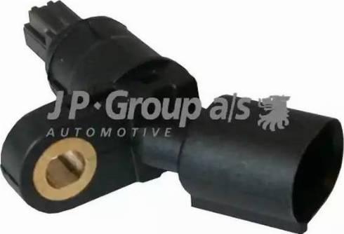 JP Group 1197100400 - Датчик ABS, частота вращения колеса mavto.com.ua