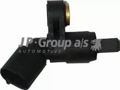 JP Group 1197100370 - Датчик ABS, частота вращения колеса mavto.com.ua