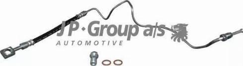 JP Group 1161500270 - Трубопровод тормозного привода mavto.com.ua