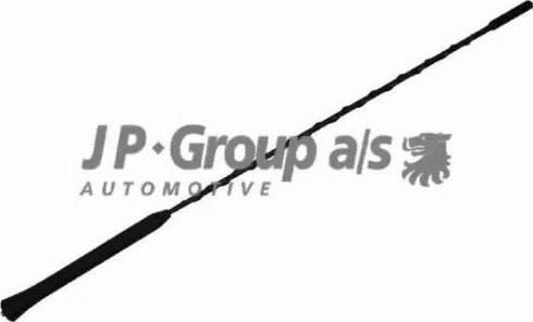 JP Group 1100900100 - Головка антенны mavto.com.ua
