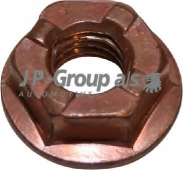 JP Group 1101100600 - Гайка, выпускной коллектор mavto.com.ua