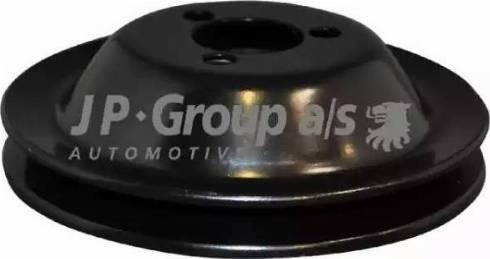 JP Group 1114150100 - Ременной шкив, водяной насос mavto.com.ua