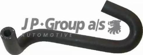 JP Group 1114300600 - Шланг радиатора mavto.com.ua
