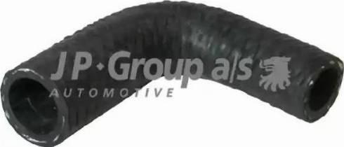 JP Group 1114300100 - Шланг радиатора mavto.com.ua