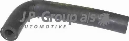 JP Group 1114302400 - Шланг радиатора mavto.com.ua