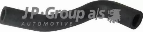 JP Group 1114302800 - Шланг радиатора mavto.com.ua