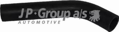 JP Group 1114307000 - Шланг радиатора mavto.com.ua