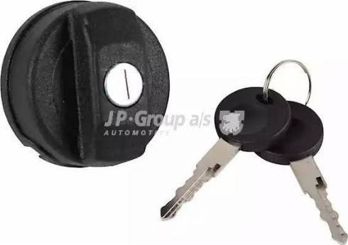 JP Group 1115650600 - Крышка, топливный бак mavto.com.ua