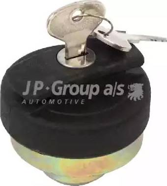 JP Group 1115650800 - Крышка, топливный бак mavto.com.ua
