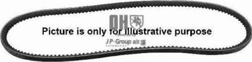 JP Group 1118002900 - Клиновой ремень (поперечные рёбра) mavto.com.ua