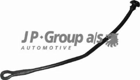 JP Group 1189801200 - Крышка / обшивка багажного отделения mavto.com.ua