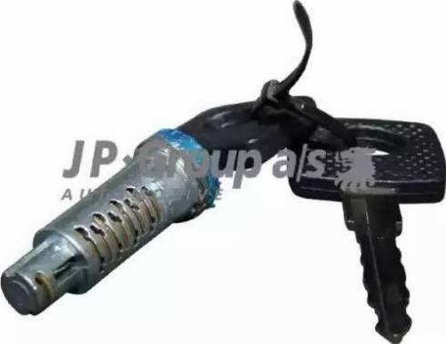 JP Group 1187502500 - Цилиндр замка mavto.com.ua
