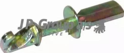 JP Group 1187150200 - Система управления ручки двери mavto.com.ua
