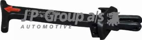 JP Group 1187300300 - Ручка, открывания моторного отсека mavto.com.ua