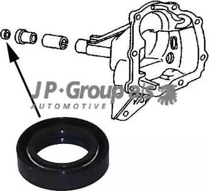 JP Group 1132102200 - Уплотняющее кольцо, ступенчатая коробка передач mavto.com.ua