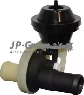 JP Group 1126400100 - Регулирующий клапан охлаждающей жидкости mavto.com.ua