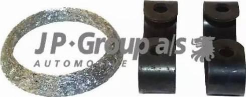 JP Group 1121701210 - Монтажный комплект, труба выхлопного газа mavto.com.ua