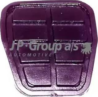 JP Group 1172200100 - Педальные накладка, педаль тормоз mavto.com.ua
