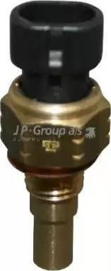 JP Group 1293100100 - Датчик, температура охлаждающей жидкости mavto.com.ua