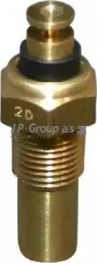 JP Group 1293100800 - Датчик, температура охлаждающей жидкости mavto.com.ua
