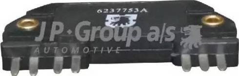 JP Group 1292100300 - Блок управления, система зажигания mavto.com.ua