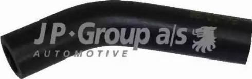JP Group 1214300100 - Шланг радиатора mavto.com.ua