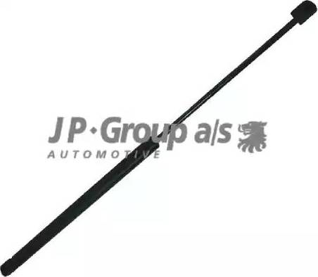 JP Group 1281201400 - Газовая пружина, крышка багажник mavto.com.ua