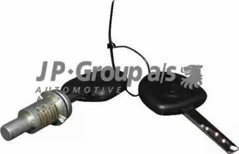JP Group 1287500700 - Цилиндр замка mavto.com.ua