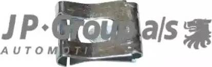 JP Group 1221400600 - Стопорное кольцо, глушитель mavto.com.ua
