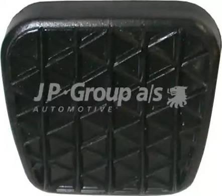 JP Group 1272200200 - Педальные накладка, педаль тормоз mavto.com.ua