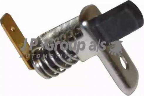 JP Group 8196500100 - Выключатель, контакт двери mavto.com.ua