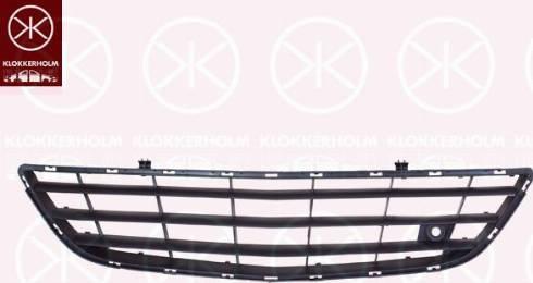 Klokkerholm 5024919 - Решетка вентиляционная в бампере mavto.com.ua