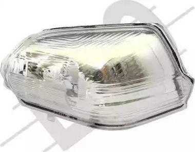 Loro 054-34-002 - Боковой фонарь, указатель поворота mavto.com.ua