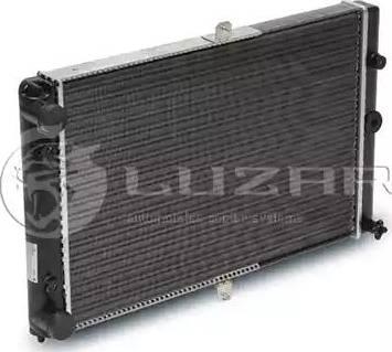 Luzar LRc 01080 - Радиатор, охлаждение двигателя mavto.com.ua