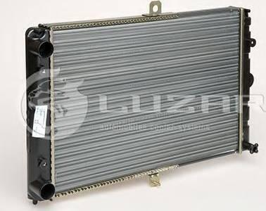 Luzar LRc 01083 - Радиатор, охлаждение двигателя mavto.com.ua