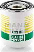 Mann-Filter TB 1374 x - Патрон осушителя воздуха, пневматическая система mavto.com.ua