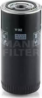 Mann-Filter W 962 - Фильтр, Гидравлическая система привода рабочего оборудования mavto.com.ua