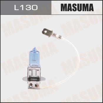 MASUMA L130 - Лампа накаливания, фара с автоматической системой стабилизации mavto.com.ua
