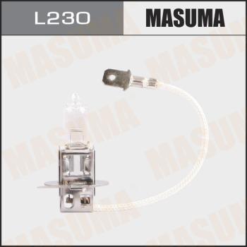 MASUMA L230 - Лампа накаливания, фара с автоматической системой стабилизации mavto.com.ua