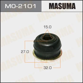 MASUMA MO2101 - Ремкомплект, наконечник поперечной рулевой тяги mavto.com.ua